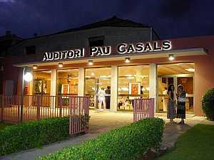 Pau Casals' Auditorium